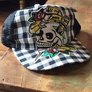 💟All my love snapback hat